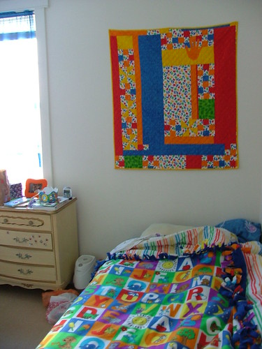 kid's room by you.