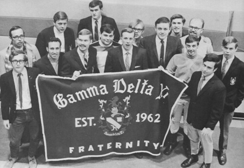 Gamma Delta Xi at Dowling College, 1969