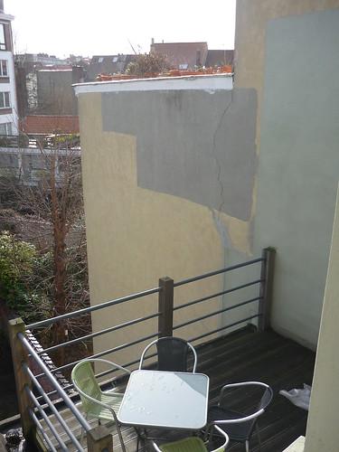 Brussels terrace