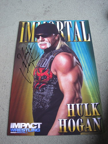 TNA Slammiversary:  Hulk Hogan VIP Meet and Greet