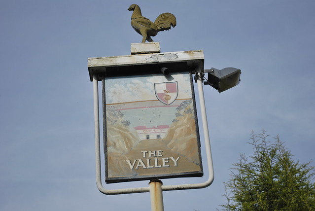 The Valley pub