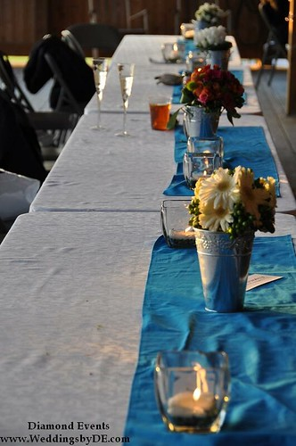 Head Table at Braeloch