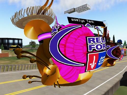 RFL Giant Snail Race