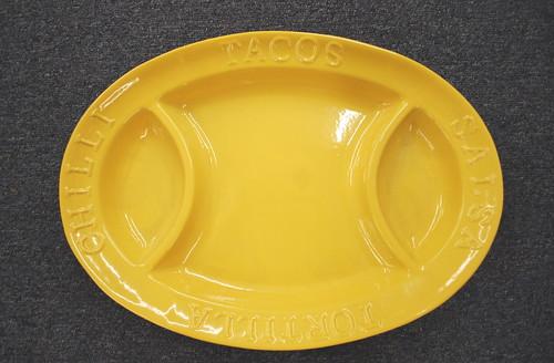 Cerutil Mustard Taco Platter