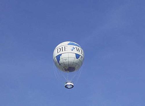 Up in the Sky. Photo: Ulla Hennig