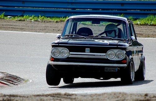 NSU trackday by GT323.