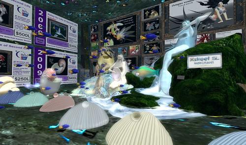 Fantasy Faire 2009 - The Mer Market VIII