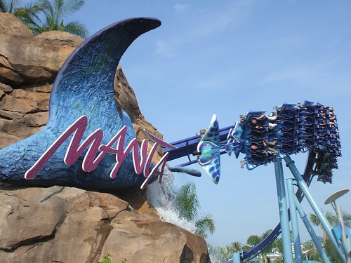 Ride the Manta!