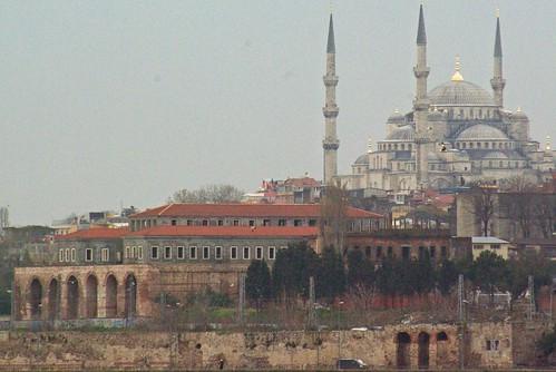 İstanbul, Sultanahmet Camii, Blue Mosque, Pentax K10d