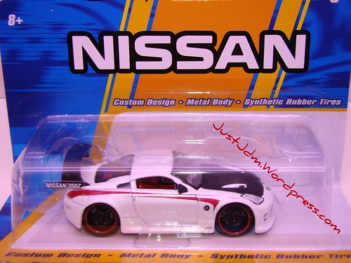 HW customs Nissan 350Z (1)