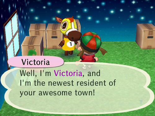 Meet Victoria!