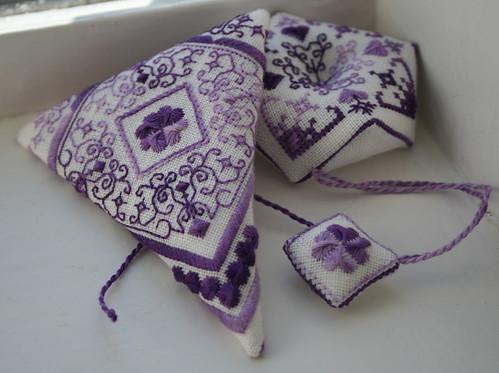 Purple set of smalls