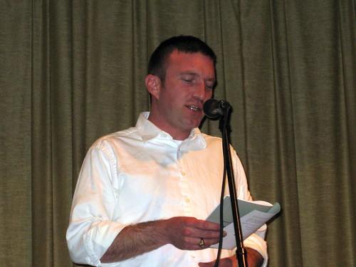 Kempton Van Hoff, poet