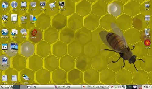 More Puppy Linux Fun on Sylvania Meso Netbook
