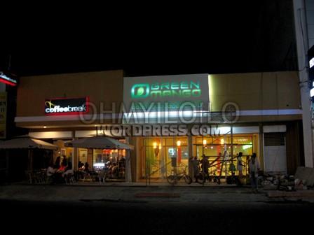 Green Mango Restaurant