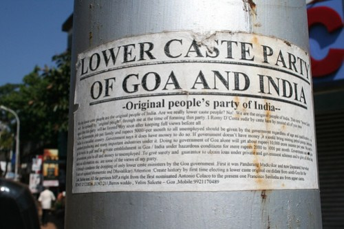 Lower Caste Party