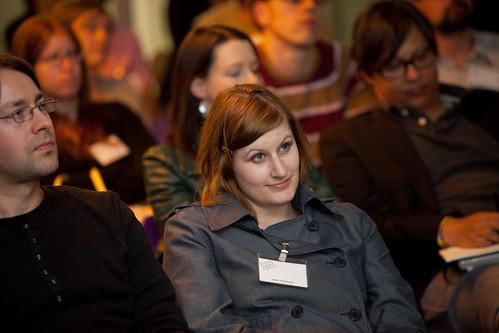 Foto eines Publikums - Vielen Dank an (cc) _dchris