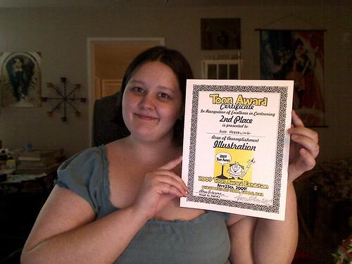 2009 Toon Award