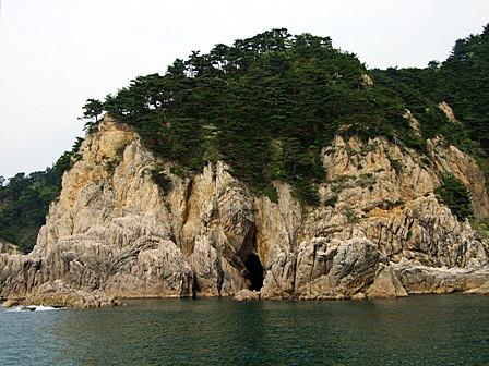 ニタリ岩~笹川流れ