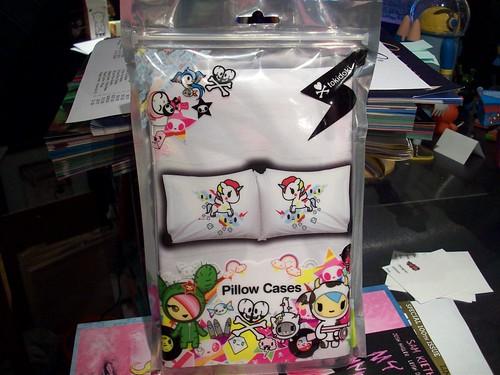 pillowcase tokidoki