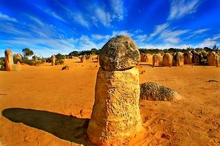 Australia pinnacle
