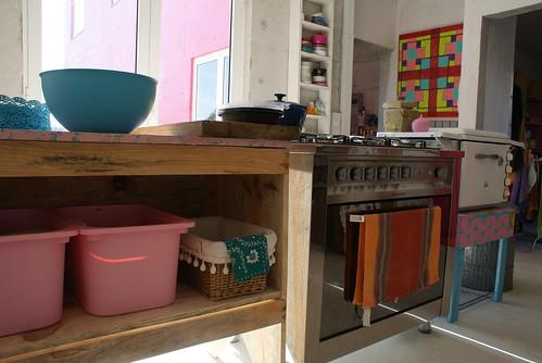 Cozinha nova / New kitchen