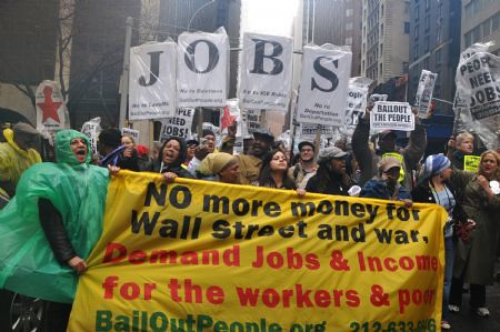 April 3 March on Wall Street