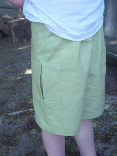 First New Summer Shorts