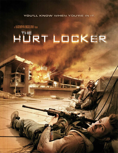 the hurt locker movie poster action by jogja.