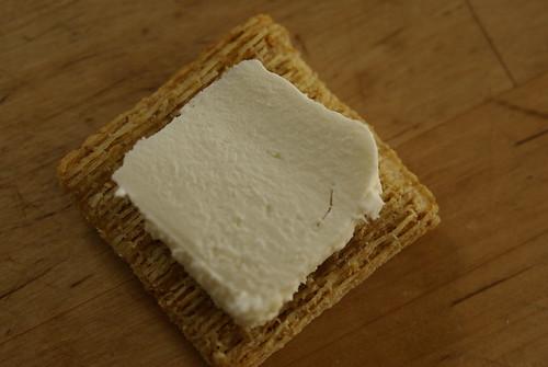 cheese & cracker