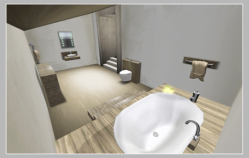 The Pad - Bathroom
