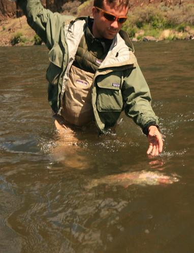 Deschutes River Fly Fishing
