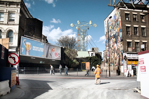 Radical Nature's The Dalston Mill project