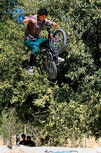 Bicicross Parque Metropolitano Zapopan