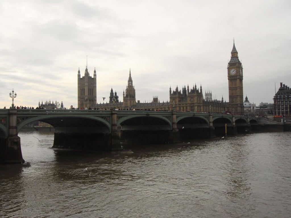 Casas del Parlamento & Big Ben