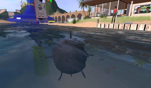 Floating mine 2