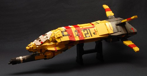 LEGO Taiidan Gunship
