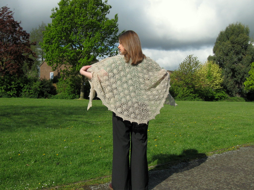 Moonlight Shawl