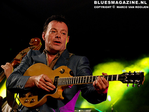 James Hunter @ Moulin Blues 2009