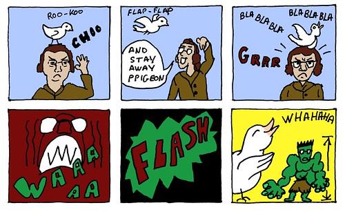 12/12 mini comic number 1
