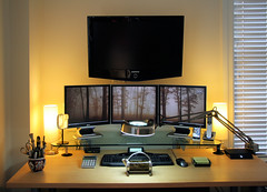 De-Cluttered Workspace