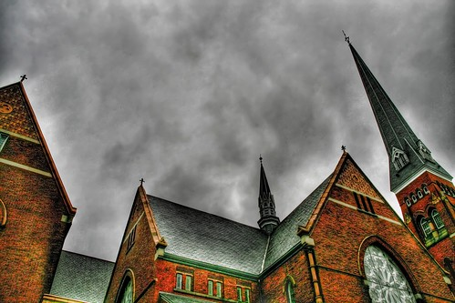 Steeples in the Storm