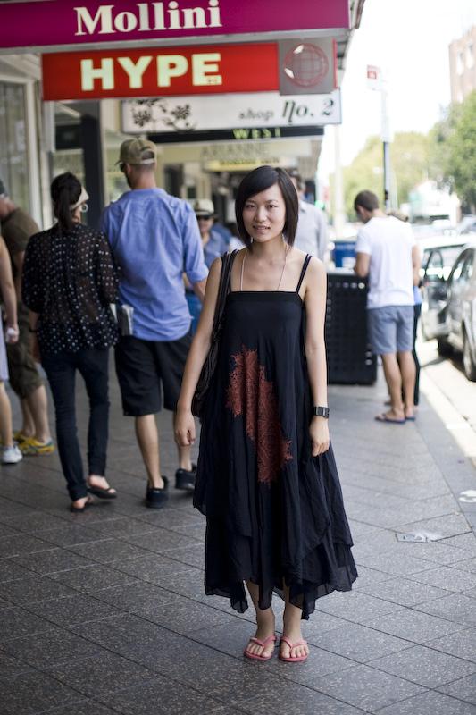 Black is black - Around Sydney