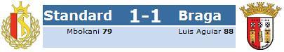 Standard 1 - Braga 1
