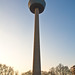 Kölner Fernsehturm von unten