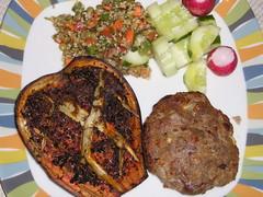 Lamb & Eggplant