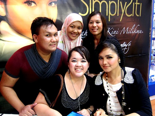 Meeting Siti Nurhaliza