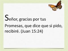 REFLEXIONES PIDAN Y RECIBIRAN JUAN 16 - 24