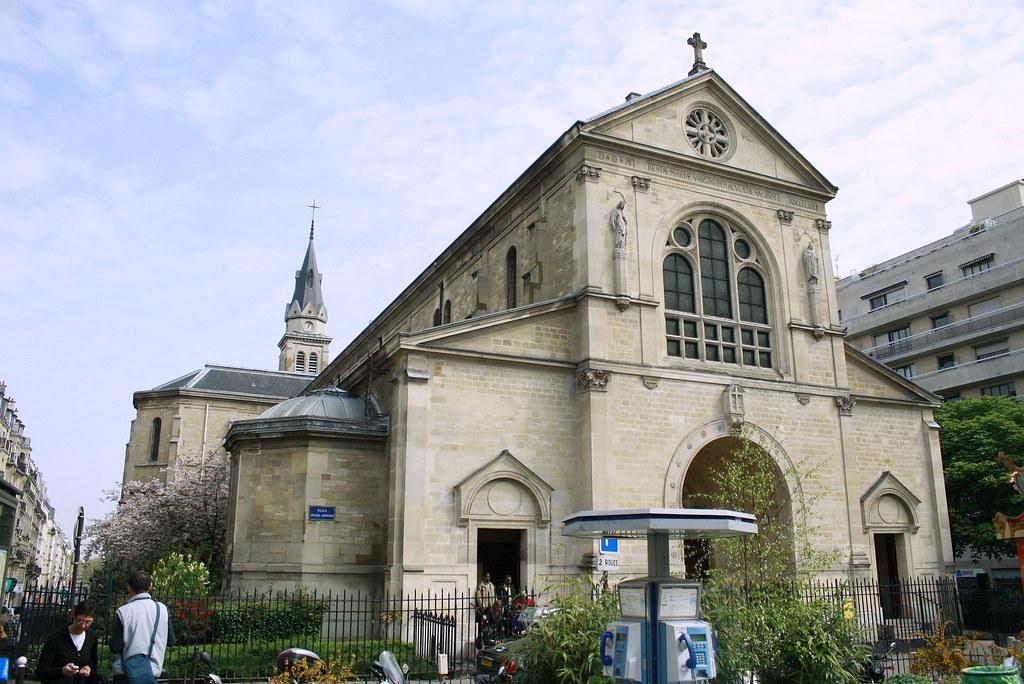 Notre Dame De Clignancourt