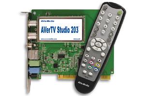 AverTV Studio 203